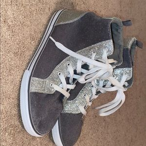 Glittery Crazy 8 Sneakers